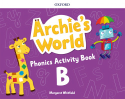 ARCHIE S WORLD B PHONICS AND READERS PACK