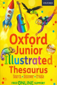 OXFORD JUNIOR ILLUSTRATED THESAURUS.(NEW EDITION)