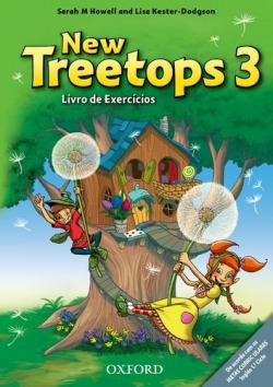 New Treetops 3 Activity Book. 3º Ano. livro de exercicios. Portuguese Edition