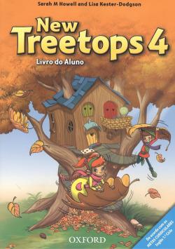 New treetops 4 classbook. 4º Ano Manual. Portuguese Edition
