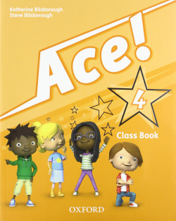 Ace! 4: Class Book and Songs CD Pack