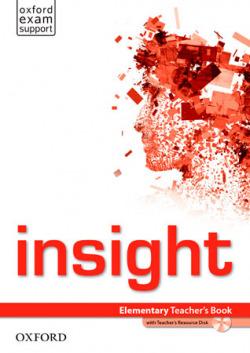 Insight Elementary: Teachers Book and Teachers Resource Disk
