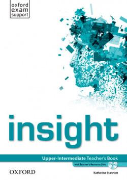 Insight Upper-Intermediate: Teachers Book Pack