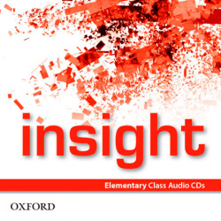 Insight Elementary: Class CD