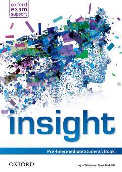 Insight Pre-Intermediate: Students Book