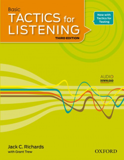 (12).TACTICS FOR LISTENING 1 STUDENTS BOOK