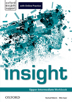 Insight Upper-Intermediate: Workbook and Online Practice Stu