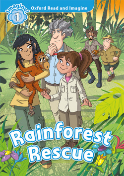Oxford Read and Imagine 1. Rainforest Rescue MP3 Pack