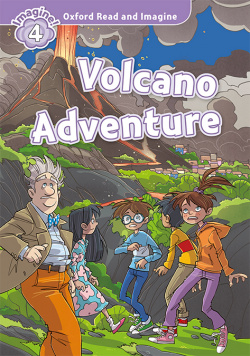 Oxford Read and Imagine 4. Volcano Adventure MP3 Pack