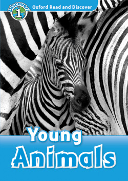 Oxford Read and Discover 1. Young Animals MP3 Pack