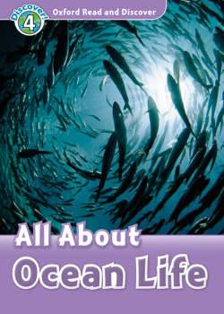 Oxford Read and Discover 4. All About Ocean Life MP3 Pack