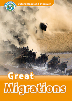 Oxford Read and Discover 5. Great Migrations MP3 Pack