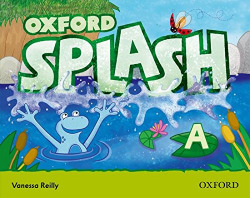 (12).SPLASH A (4 AÑOS) CLASSBOOK +CD
