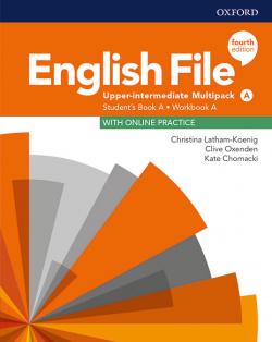 English File 4th Edition Upper-Intermediate. Student's Book Multipack A