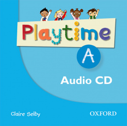 Playtime A. Class Audio CD
