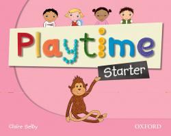 PLAYTIME STARTER COURSEBOOK INFANTIL 3 AÑOS