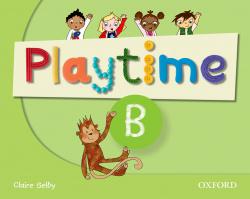 PLAYTIME B CLASS BOOK