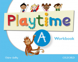 PLAYTIME A ACTIVITY BOOK