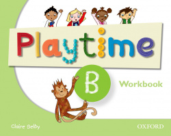 PLAYTIME B ACTIVITY BOOK