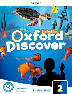 OXFORD DISCOVER 2 PRIMARY STUDENT BOOK SECOND EDITION