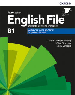 ENGLISH FILE B1 INTERMEDIATE STUDENT S WORKBOOK KEY WITH ONLINE PRACTICE FOURTH EDITION