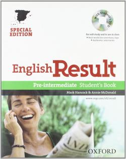 ANT/(ST).(10).ENG.RESULT PRE-INTERMEDIATE (STUDENT) (ESPAÑ