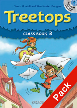 (13).TREETOPS INTERNATIONAL 3 (COURSEBOOK PACK)