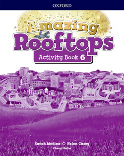 AMAZING ROOFTOPS 6 PRIMARY ACTIVITY BOOK
