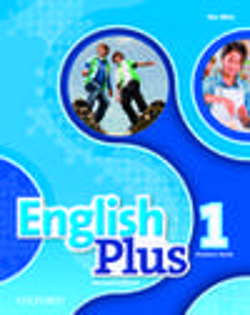 ENGLISH PLUS 1 STUDENT BOOK