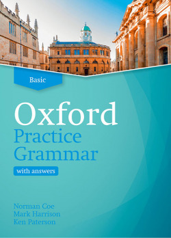 OXFORD PRACTICE GRAMMAR BASIC WITH ANSWERS REVISED EDITION 2019