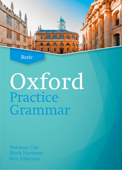 OXFORD PRACTICE GRAMMAR BASIC WITHOUT ANSWERS REVISED EDITION 2019