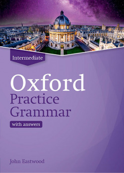 OXFORD PRACTICE GRAMMAR INTERMEDIATE WITH ANSWERS REVISED EDITION 2019