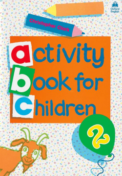Oxford Activity Books for Children: Book 2
