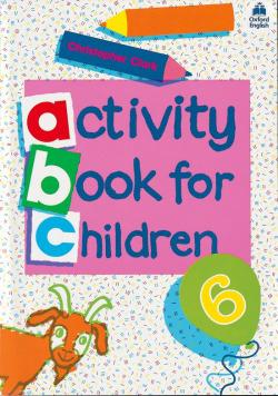 Oxford Activity Books for Children: Book 6