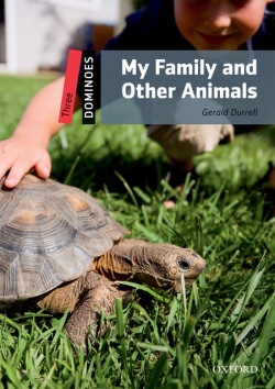 Dominoes Level 3: My Familiy and Other Animals Multi-ROM Pac