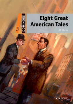 Dominoes Level 2: Eight Great American Tales Multi-ROM Pack