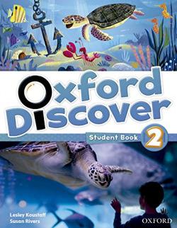 Oxford Discover 2: Class Book