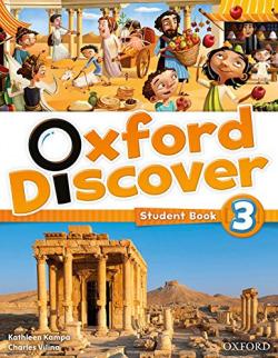 Oxford Discover 3: Class Book