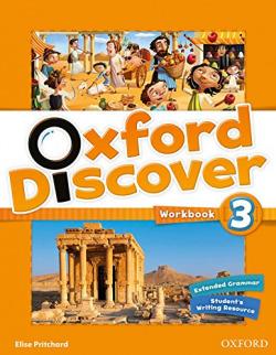 Oxford Discover 3: Activity Book