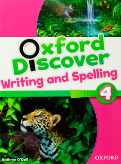 Oxford Discover 4: Writing and Spelling Book