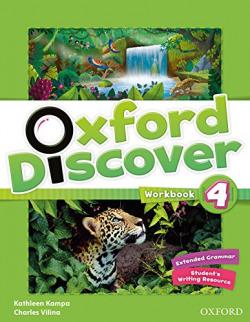Oxford Discover 4: Activity Book