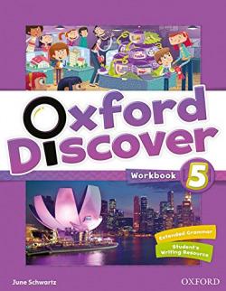 Oxford Discover 5: Activity Book