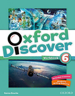 Oxford Discover 6: Activity Book