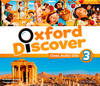 OXF DISCOVER 3 CL AUDIO CD (3)