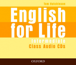 English for Life Intermediate: Class Audio CD (3)