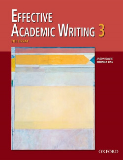 EFFECTIVE ACADEMIC WRITING 3: ESSAY