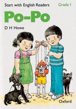 Start with English Readers Grade 1: Po-Po
