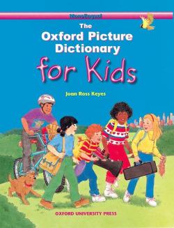 Oxf pict dict kids monolingual pb