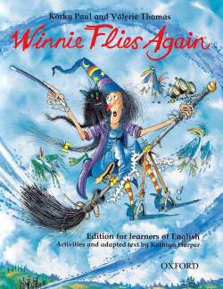 Winnie Flies Again: Story Book (with Activity Booklet)