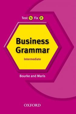 Test It Fix It. Business Grammar